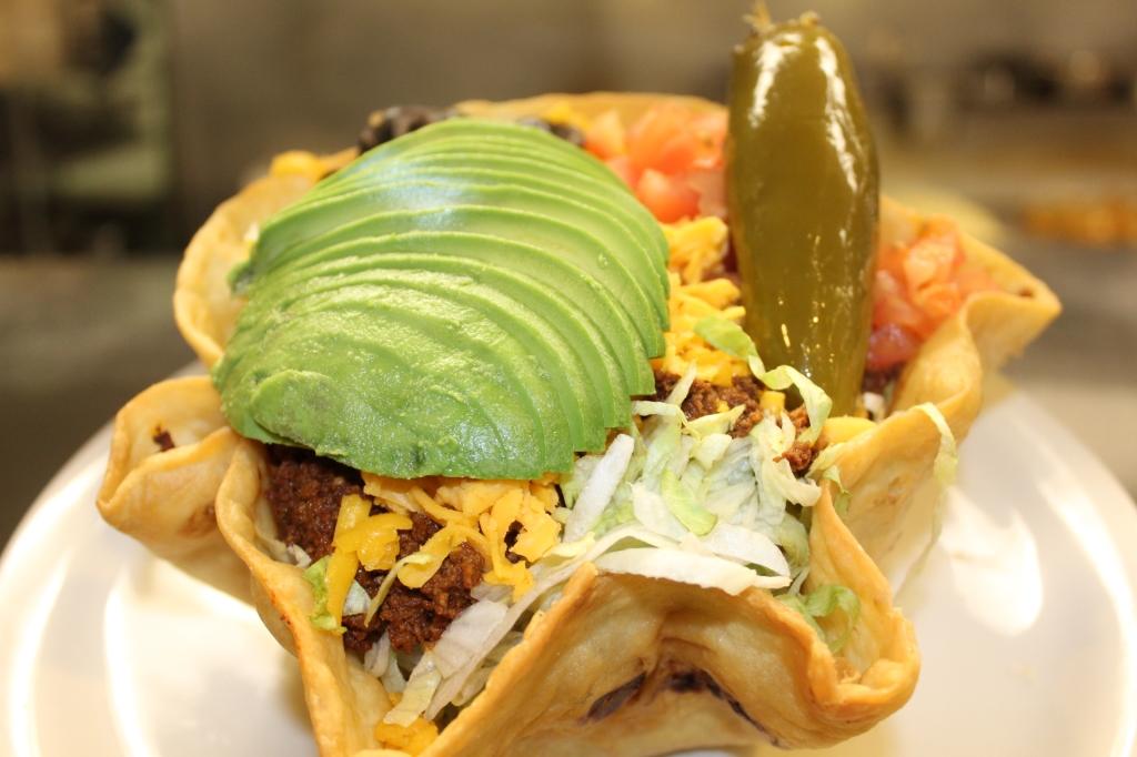 Taco Salad $10.99